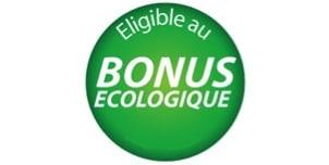 Eligible au bonus ecologique