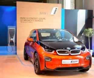 BMWei3-electrique