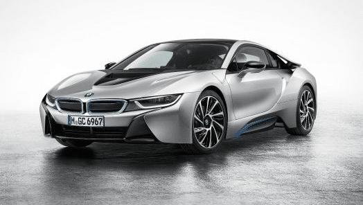 BMW Electrique I8