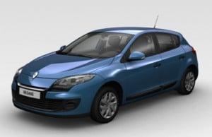 Renault Mégane société
