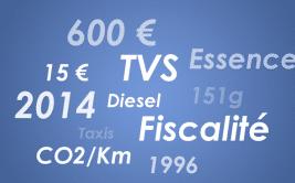 Taxe véhicule de société