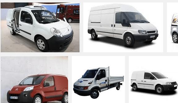 Marché des véhicules utilitaires