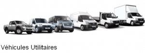 Gamme de véhicules utilitaires chez Ford