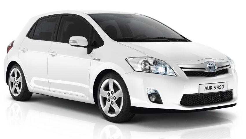 Location de véhicules Toyota