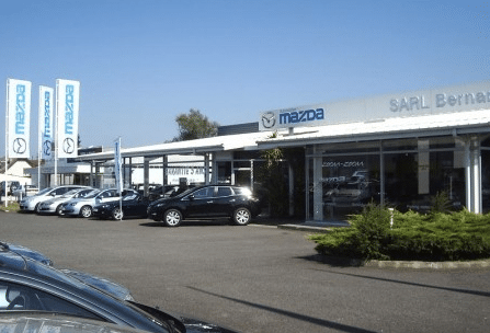 Concession Mazda Bernard et Flls