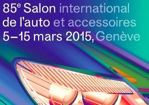 Salon de l'automobile à 2015 à Genève