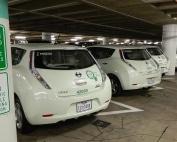 véhicules électriques pour Flottes automobiles