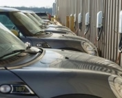 Véhicules électriques d'entreprises