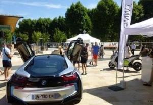 Salon de la mobilité électrique
