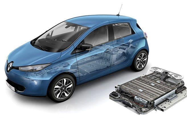 location batterie voiture électrique